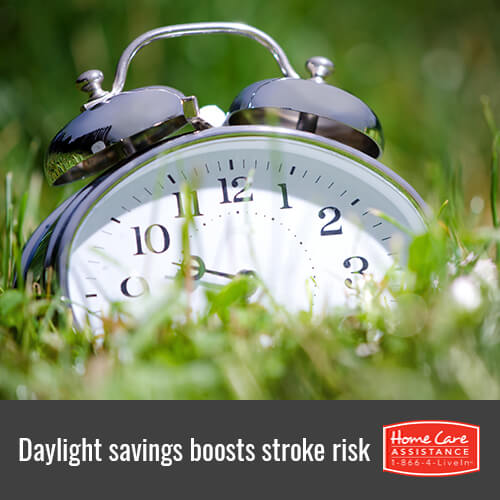 Can Daylight Savings Increase Stroke Risk in Albuquerque, NM?